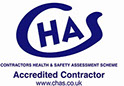 Member of the Contractors Health and Safety Assessment Scheme